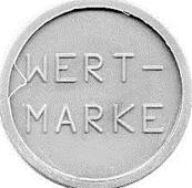 Wertmünze SSW